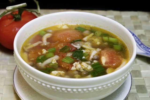 Cách nấu canh chua thịt băm ngon trọn vị