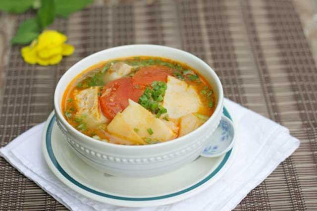 Cách nấu canh măng chua ngon