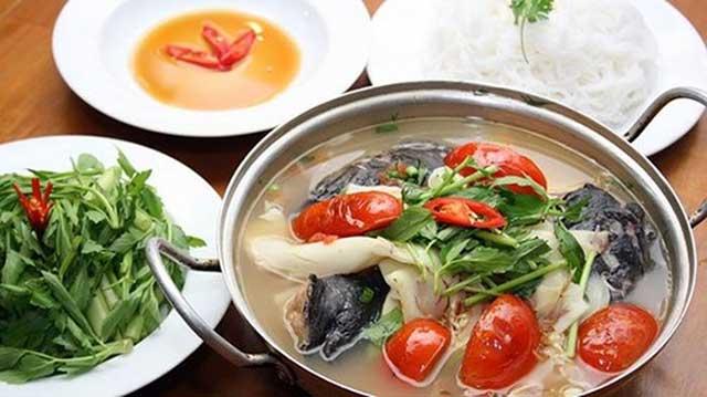 Cách nấu cá đuối ngon