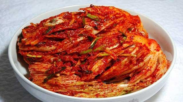 Kim chi cải thảo Hàn Quốc