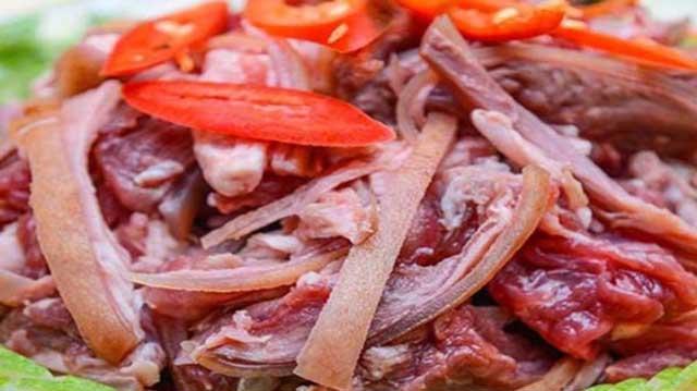 Ướp thịt dê - cách nấu lẩu dê ngon