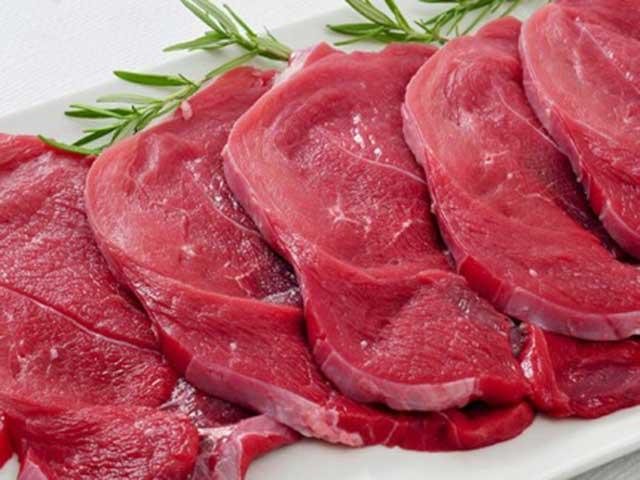 Giá trị dinh dưỡng của thịt bò