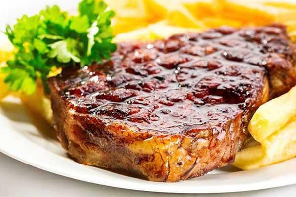 Món bò bít tết dễ ăn và giàu giá trị dinh dưỡng