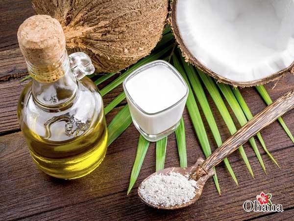 Sử dụng nhiệt độ để phân biệt dầu dừa
