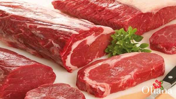 Lựa chọn thịt bò đảm bảo chất lượng