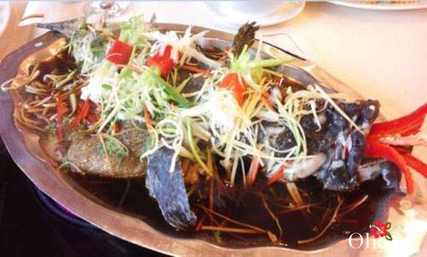 Cách làm cá hấp xì dầu