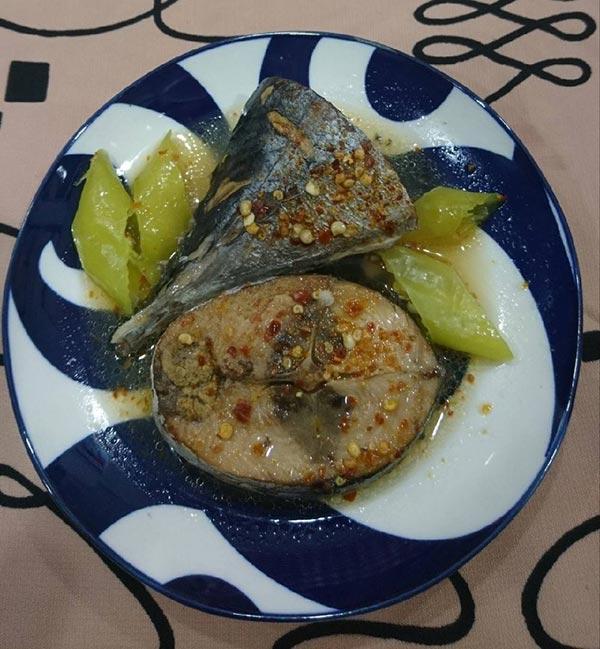 Món cá ngừ kho ngon