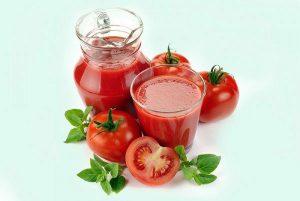 Những lưu ý trong quá trình sử dụng cà chua