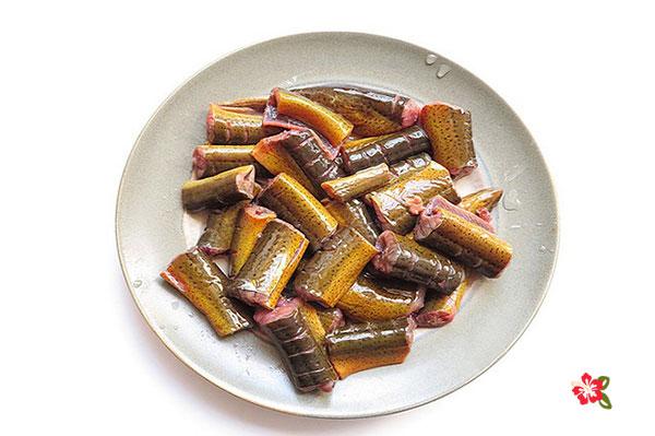 Thịt lươn ngon