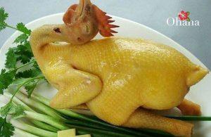 Cách luộc gà ngon