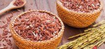Cách nấu cơm gạo lứt