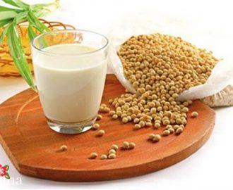 Cách nấu sữa đậu nành