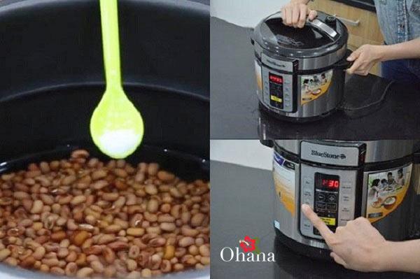 Cách nấu chè đậu đỏ