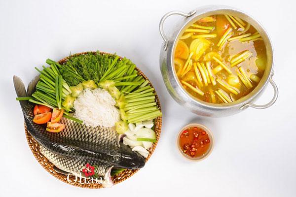 Cá chép chứa nhiều giá trị dinh dưỡng