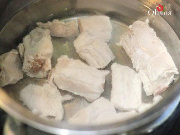 3 cách nấu cháo sườn thơm ngon tại nhà – giàu chất dinh dưỡng