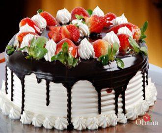 Cách làm bánh kem sinh nhật