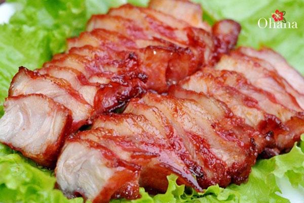 Cách làm thịt xá xíu