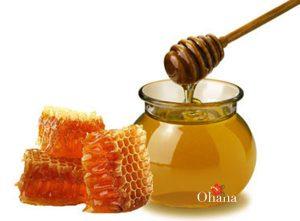 Mật ong có tác dụng làm đẹp tóc