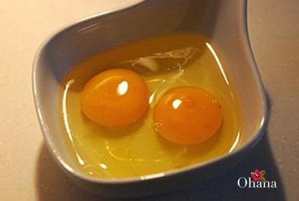 Chuẩn bị trứng