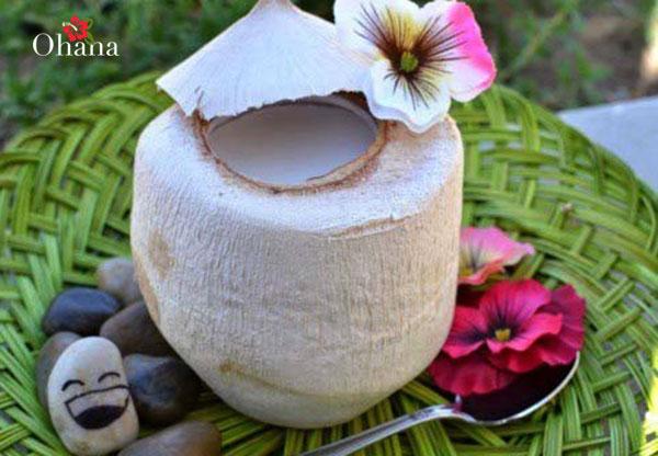 Cách làm thạch dừa xiêm