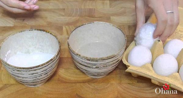 Cách làm trứng muối khô