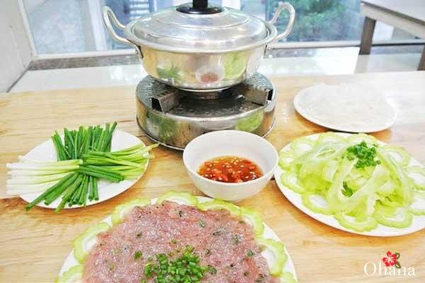 Cách nấu lẩu cá thác lác