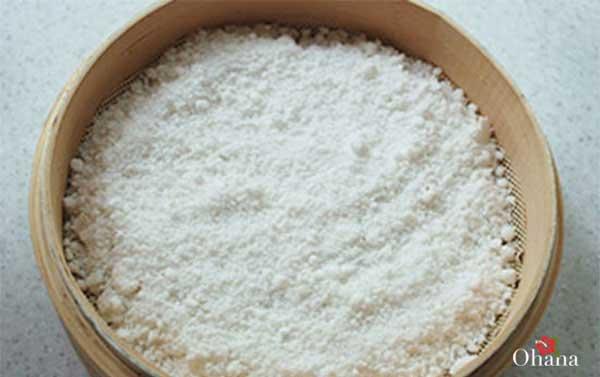 Bột gạo nếp