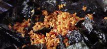 Hướng dẫn làm rong biển cháy tỏi