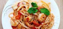 Cách làm mỳ Ý