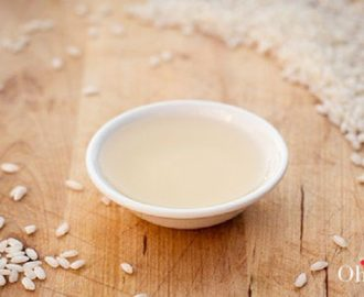 Cách làm giấm gạo đơn giản