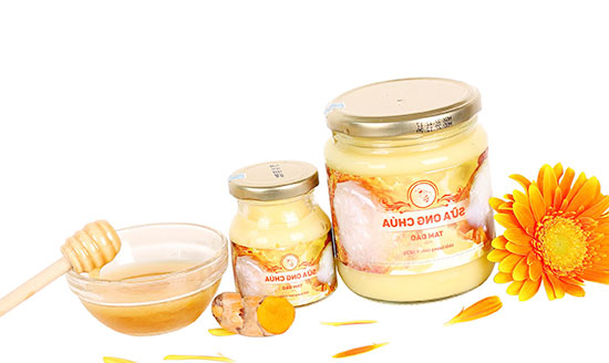 Sữa ong chúa có nhiều tác dụng tốt với cơ thể