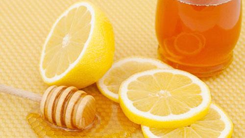 Sử dụng nước chanh mật ong hợp lý