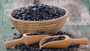 Chất xơ trong đậu đen có tác dụng tốt cho hệ tiêu hóa