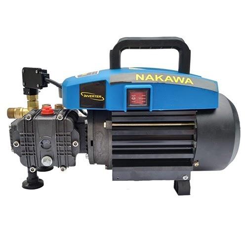 Máy rửa xe Nakawa sử dụng bền