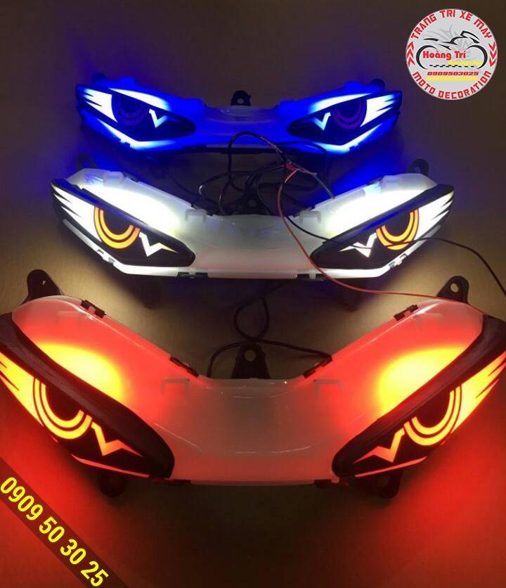 Cụm đèn led audi moto air