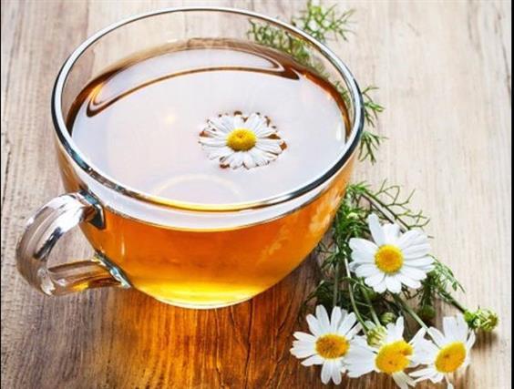 Uống trà hoa cúc tốt cho sức khỏe